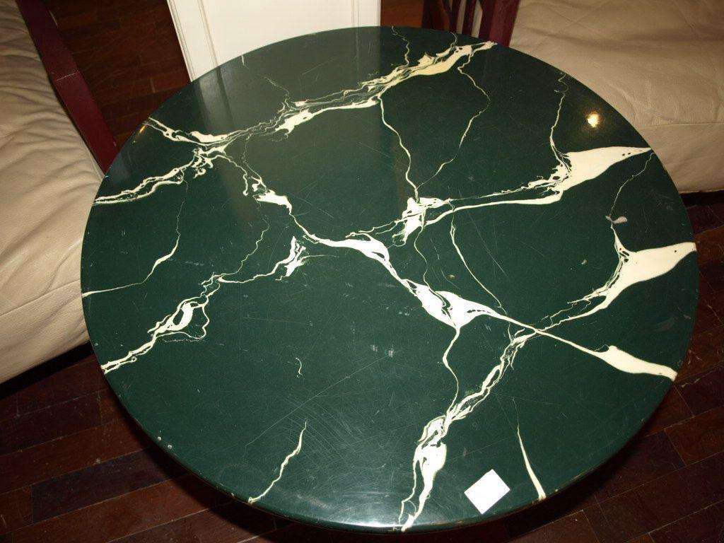 Tauleta Plastic Sobre Color Vert